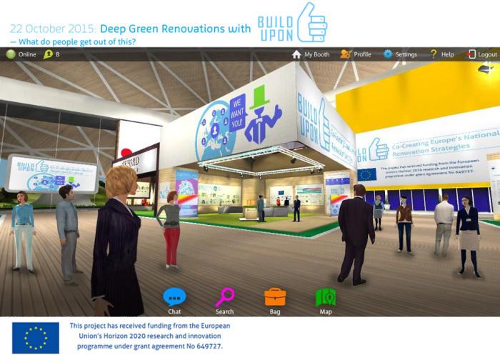 image promotion BU event on 22 Oct